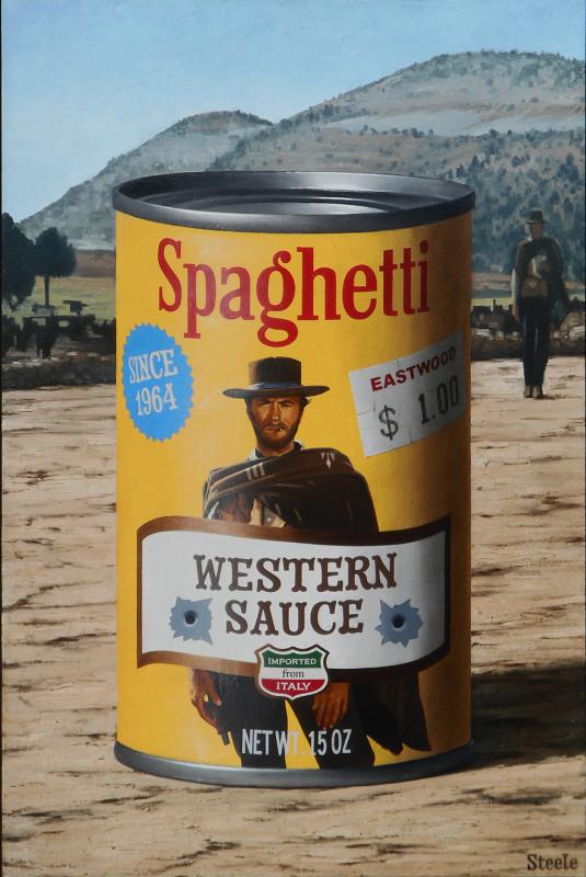 Ben Steele - Western Sauce