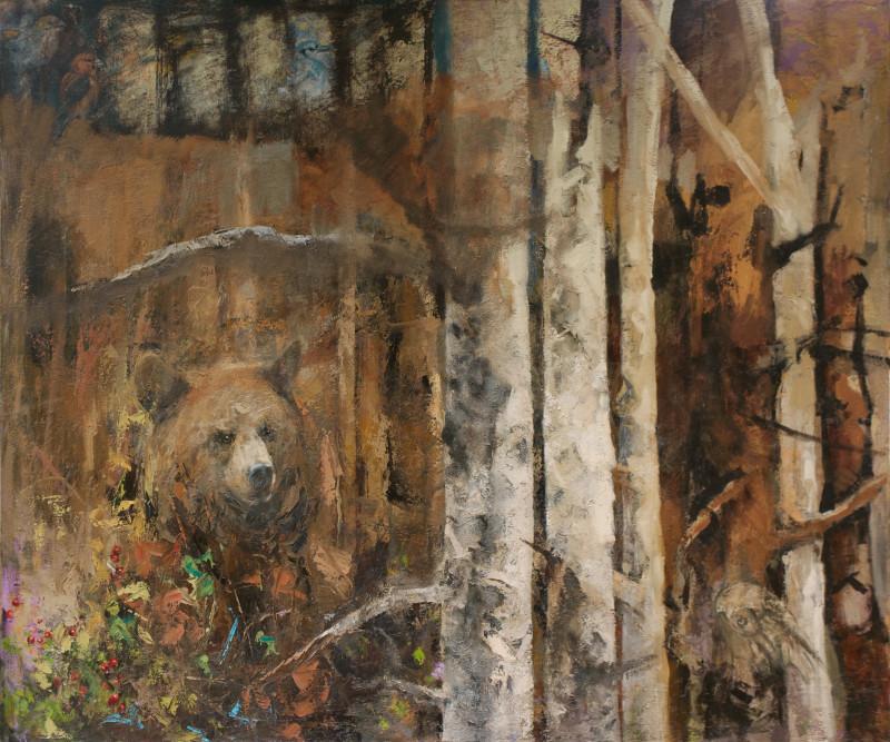 Mary Roberson, Cinnamon Bear
