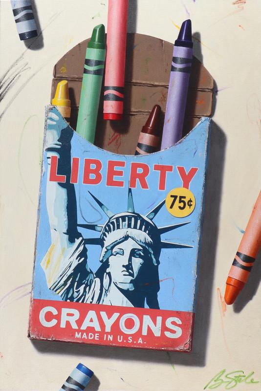 Ben Steele, Colors of Liberty