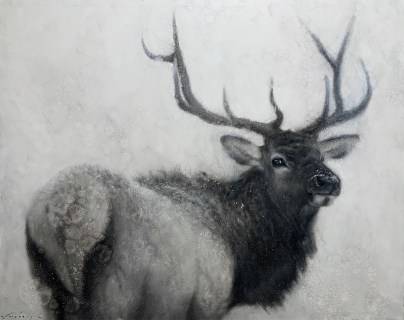 David Frederick Riley, Frosty Buck