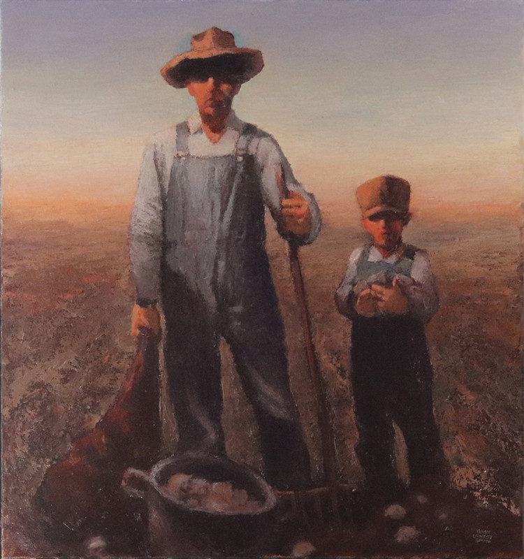 Gary Ernest Smith, Onion Diggers