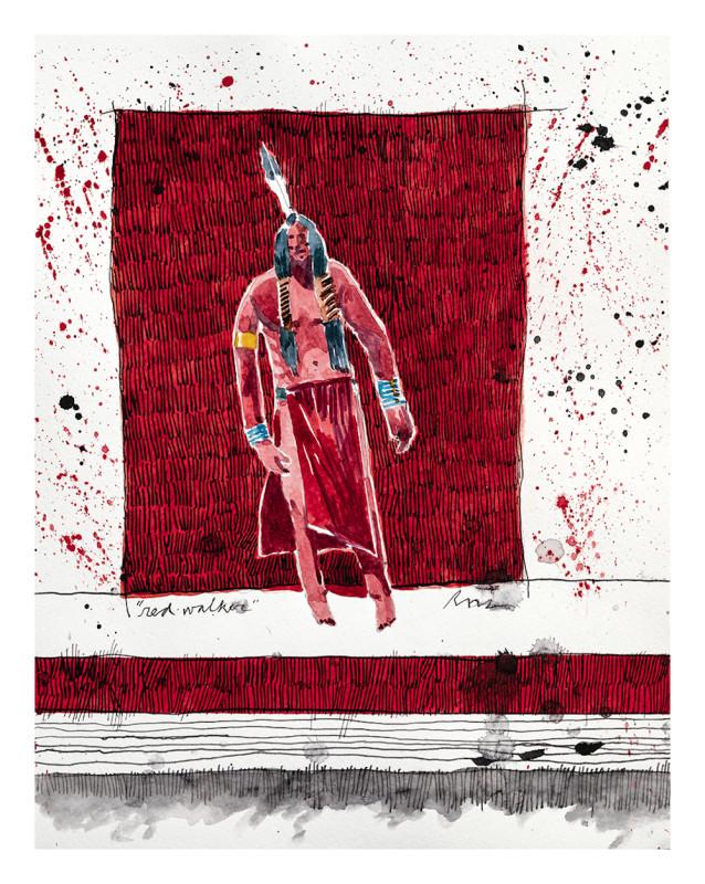 Thom Ross, Red Walker