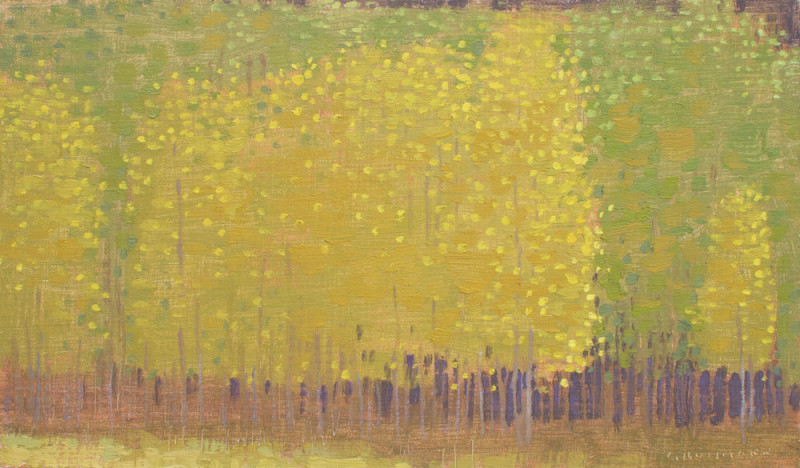 David Grossmann, First Trace of Autumn Color
