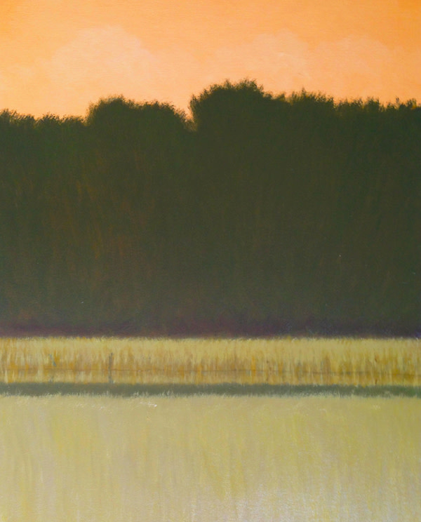 Dave Hall, Moving Water #2