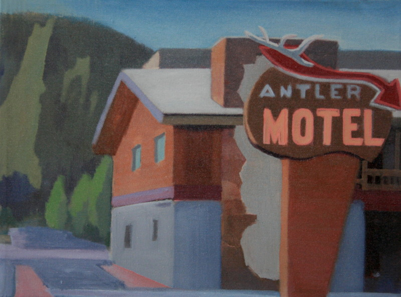 Travis Walker, Antler Motel