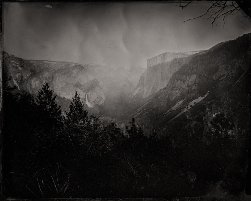 Eric Overton, Yosemite from Inspiration Point #2, #1/7