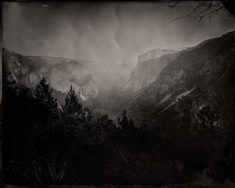 Eric Overton, Yosemite from Inspiration Point #2, #1/7
