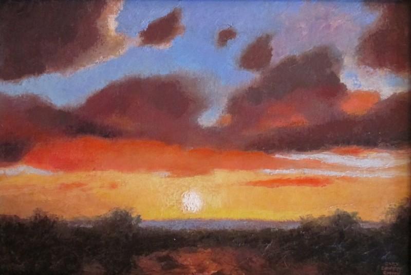 Gary Ernest Smith, Golden Evening