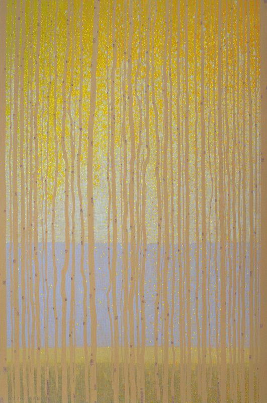David Grossmann, Autumn Forest Glow
