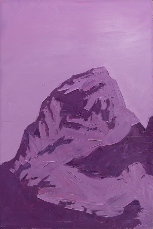 Jivan Lee, Grand Teton, RYOGBIV/Violet