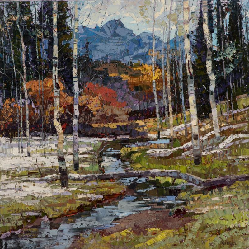 Robert Moore, Up a Creek