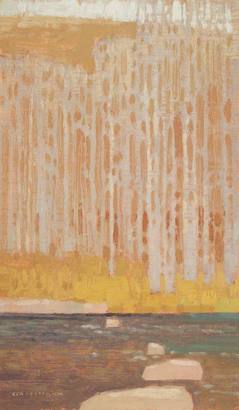 David Grossmann, Across the Late Winter Creek