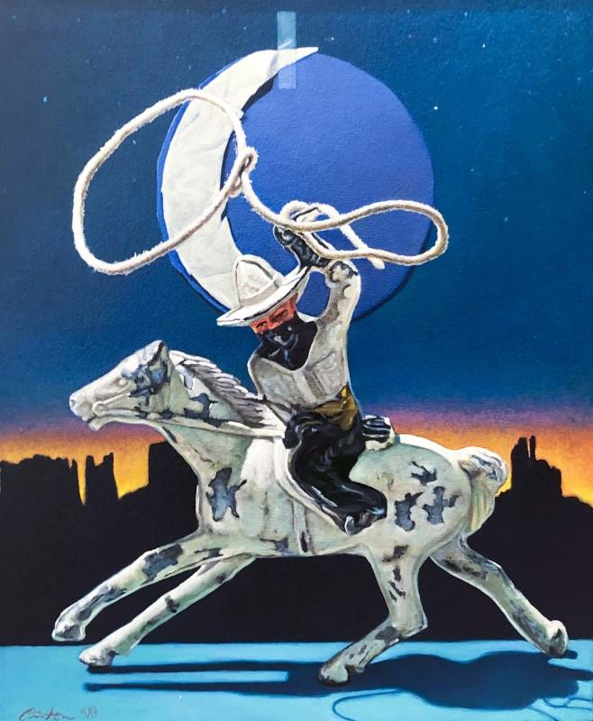 Bradford Overton, Rustler's Moon