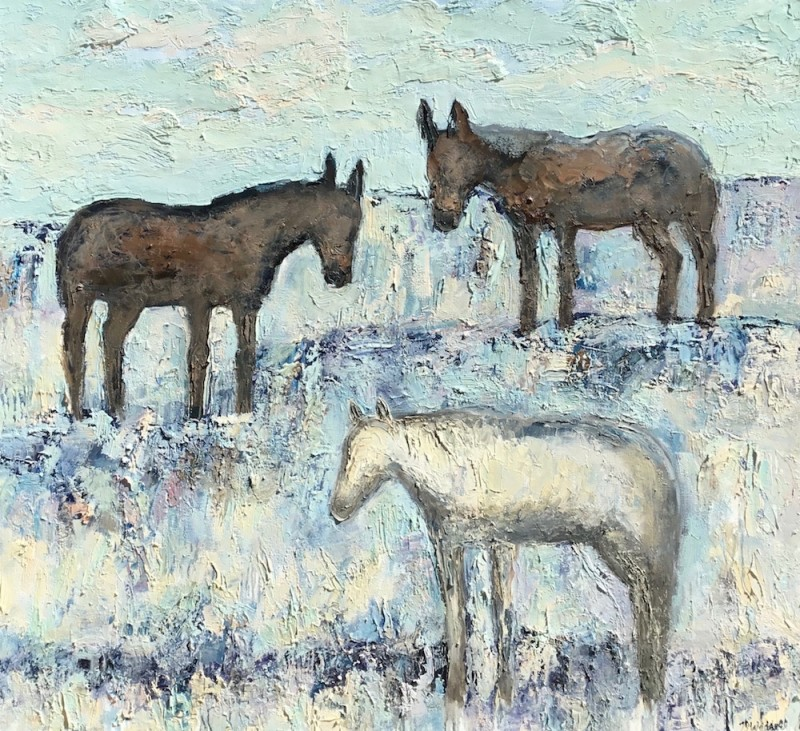 Theodore Waddell, Mariah and the Mules