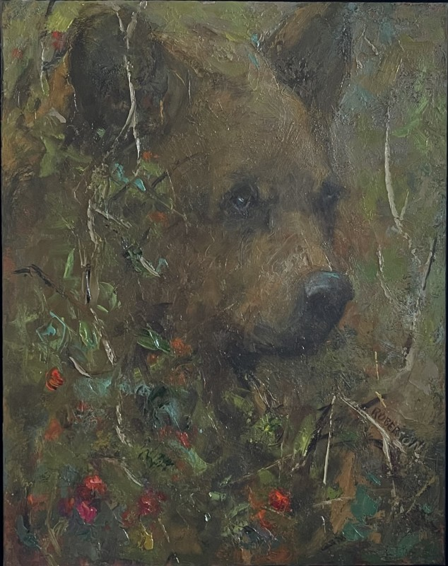 Mary Roberson, Bear Berry Feast
