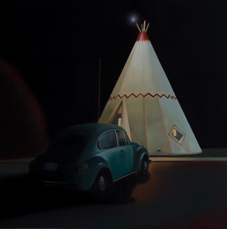 Kevin Kehoe, Wigwam Room No. 6