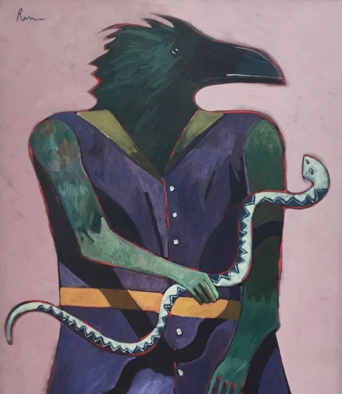 Thom Ross, Raven & Snake