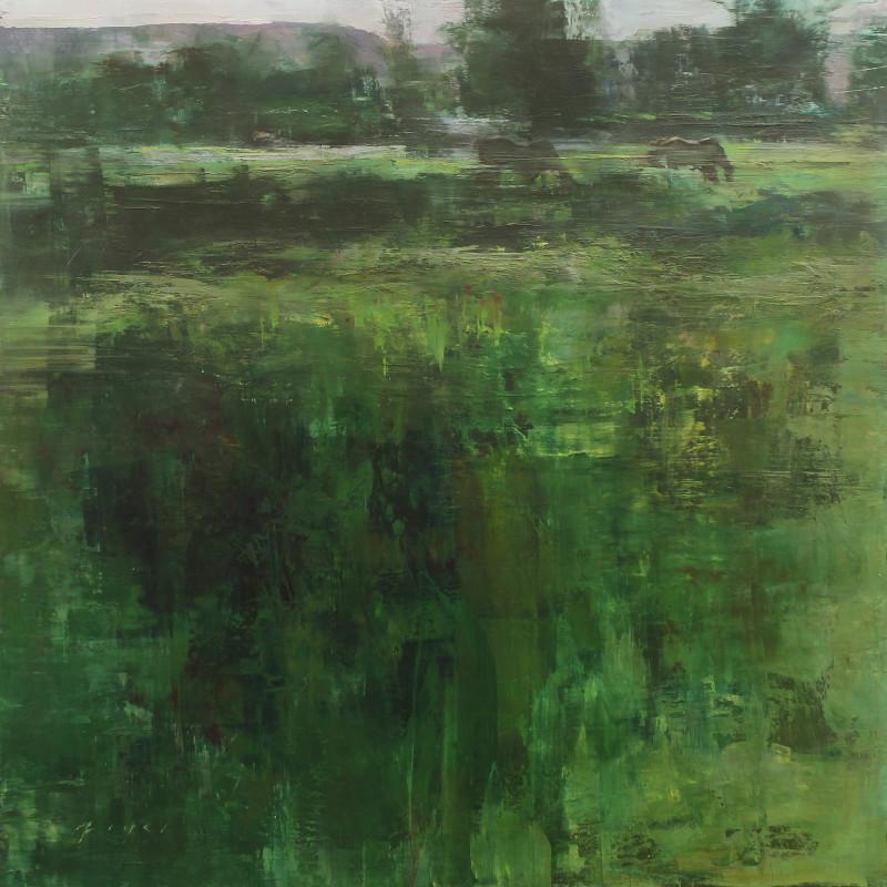 Douglas Fryer, Spring-fed Pasture, June