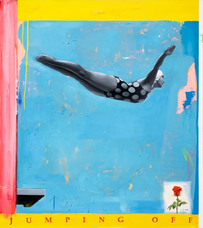 Geoffrey Gersten, I Dreamt We Were Flying