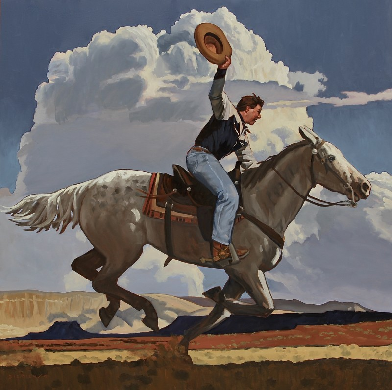 Dennis Ziemienski, Early Evening Joy Ride