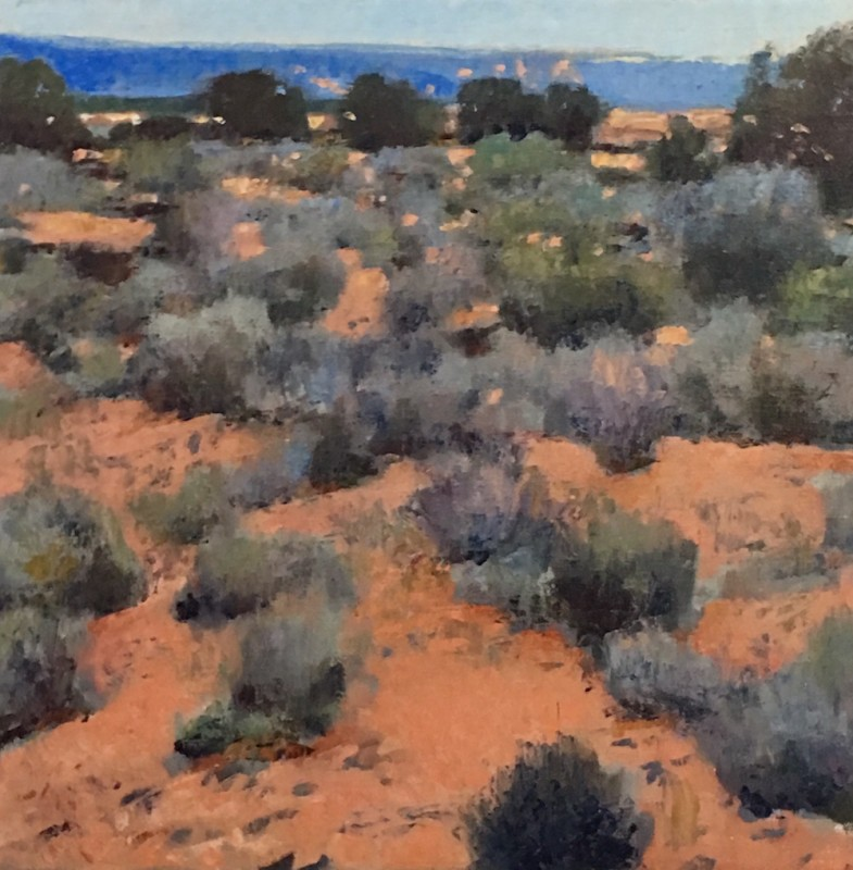 Gary Ernest Smith, Red Earth & Sage