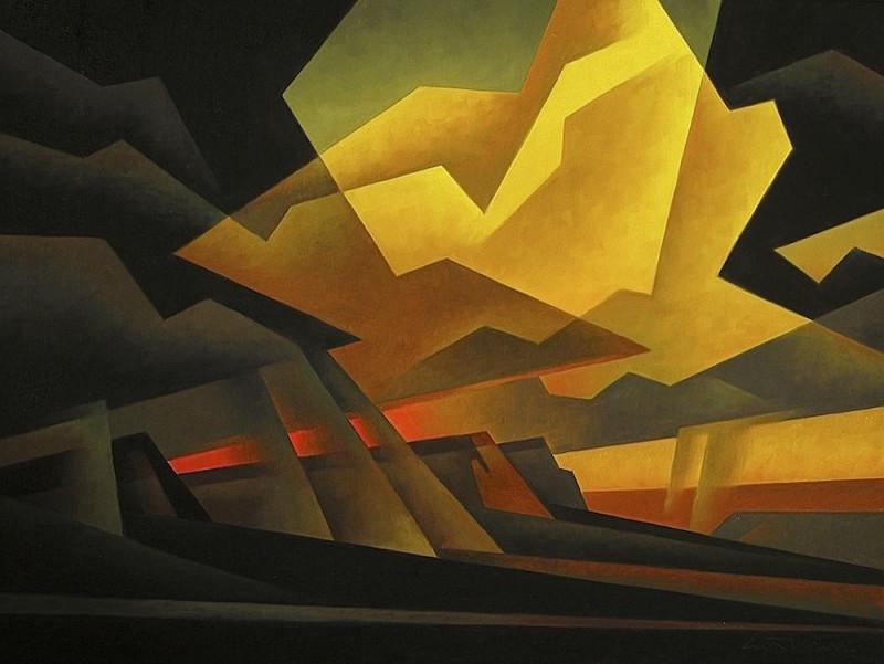 Ed Mell, Radiant Storm