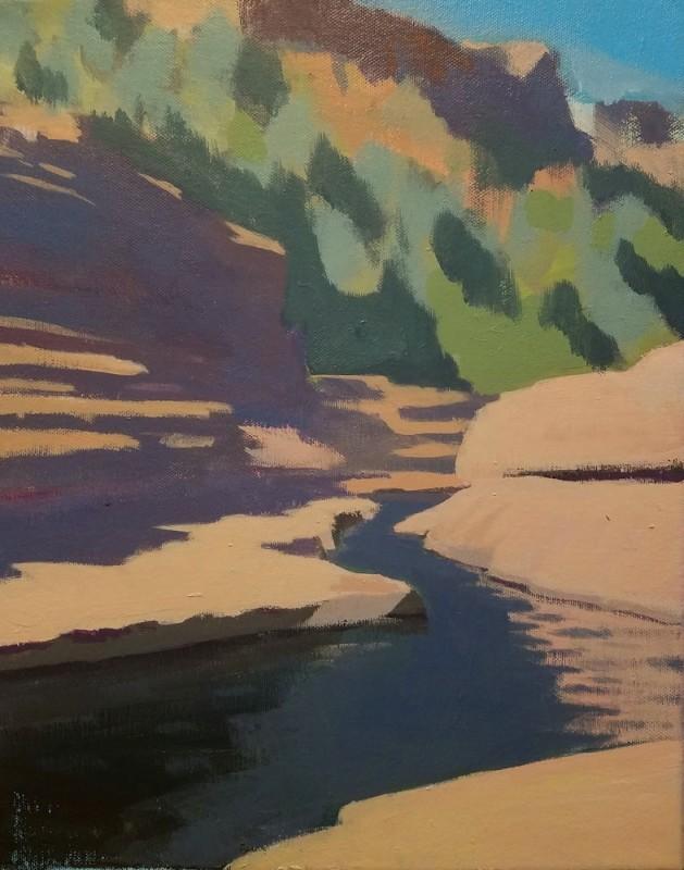 Travis Walker, Slide Rock State Park No. 3