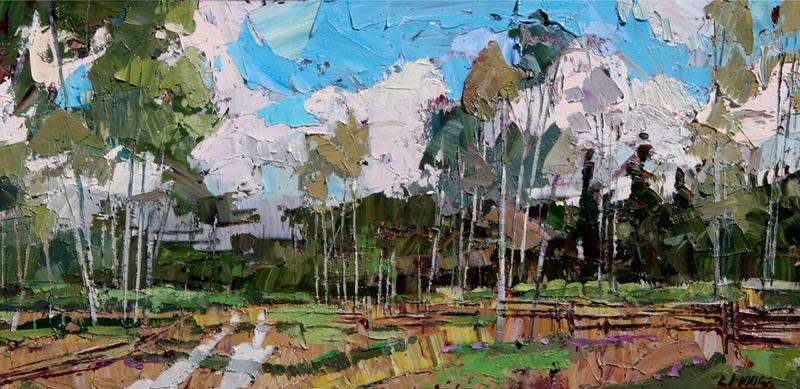 Robert Moore, Summer in the Hills