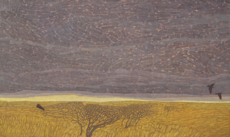 David Grossmann, Flowing Spaces