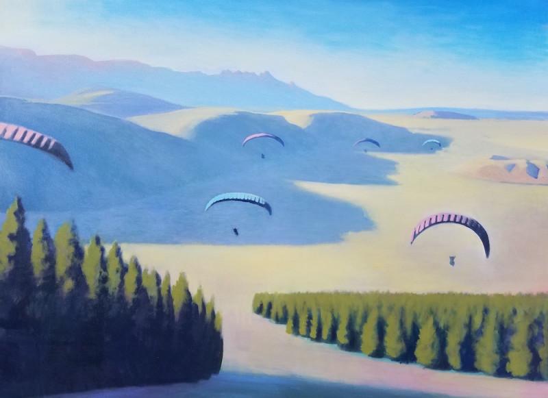 Travis Walker, Migration