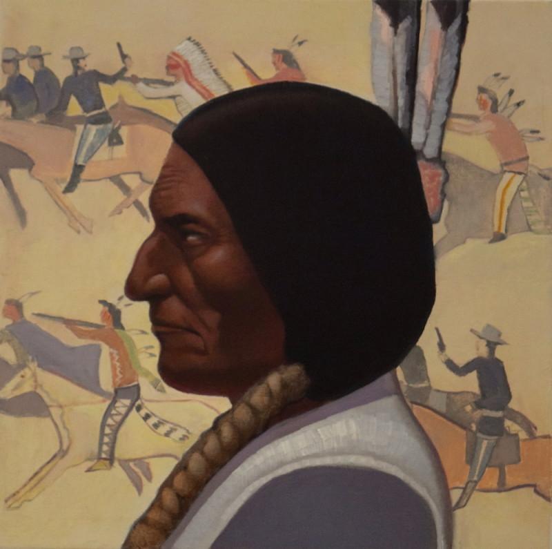 Gary Ernest Smith, Sitting Bull