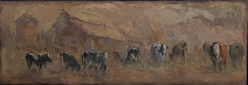 Mary Roberson, Farmshed