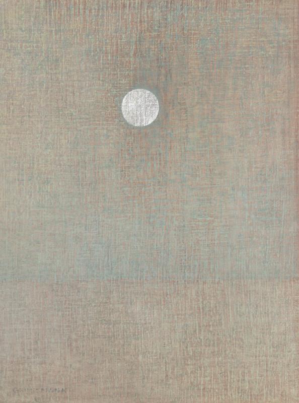 David Grossmann, White Gold Moon
