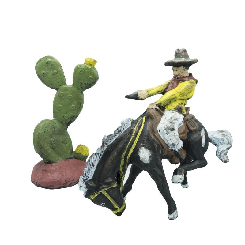 Bradford Overton, The Cactus Kid, #2/18