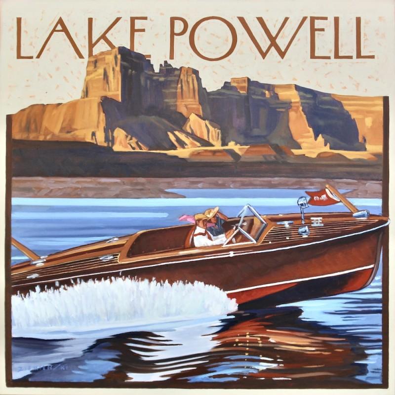 Dennis Ziemienski, Lake Powell