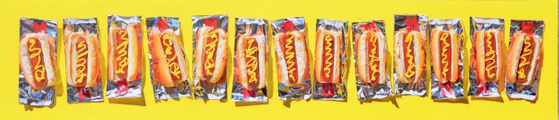 Robert Townsend, Hot dog, anyone?