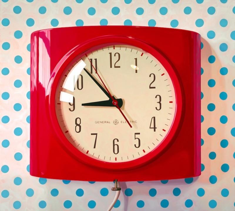 Robert Townsend, Wall Clock