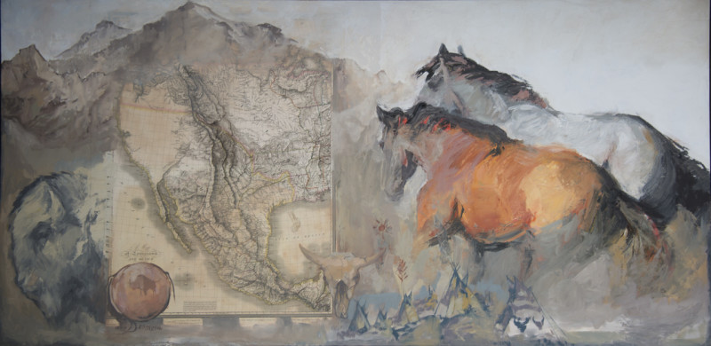 Mary Roberson, America Shadows