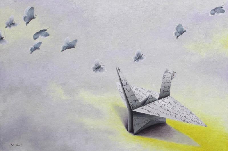 Todd Kosharek, Inward Eye - Wordsworth's Wandered Lonely as a Cloud