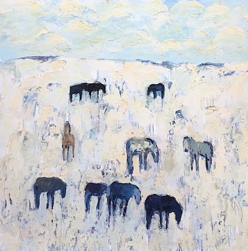 Theodore Waddell, Whitehall Horses #3