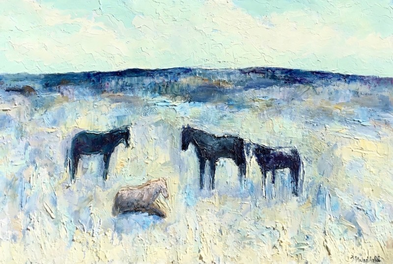 Theodore Waddell, Lima Horses