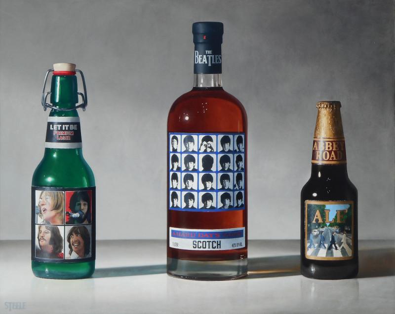 Ben Steele, Beatles and Bottles