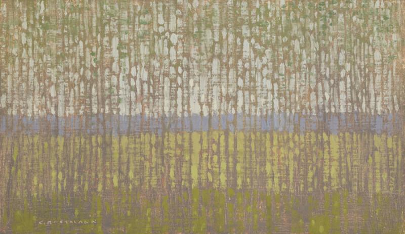 David Grossmann, Summer Aspen Patterns, Study