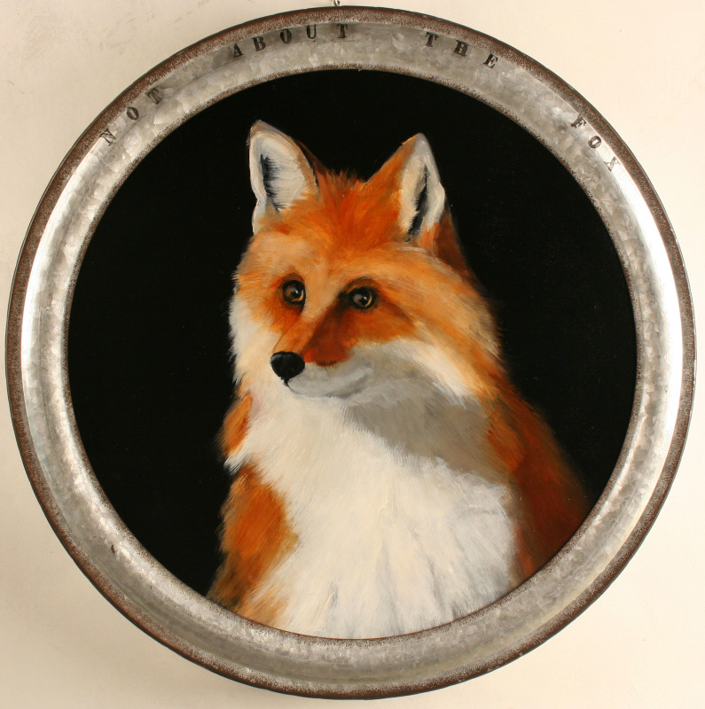 Robert McCauley, Not About the Fox