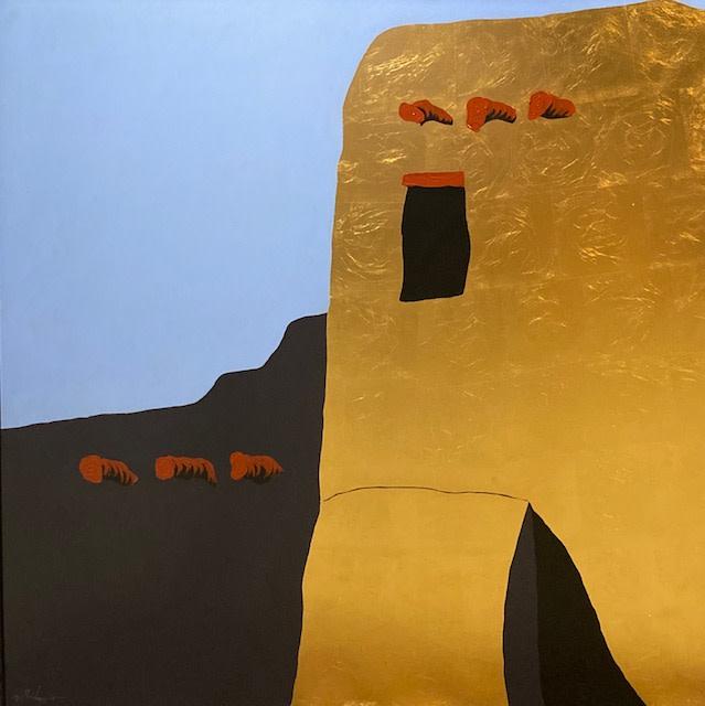 Alvin Gill Tapia, Meem's, Santa Fe