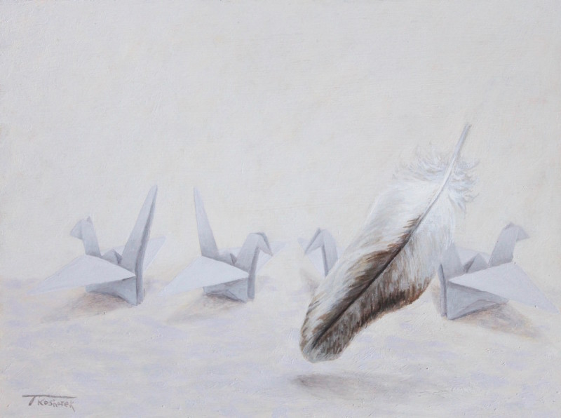 Todd Kosharek, The Eagle Feather