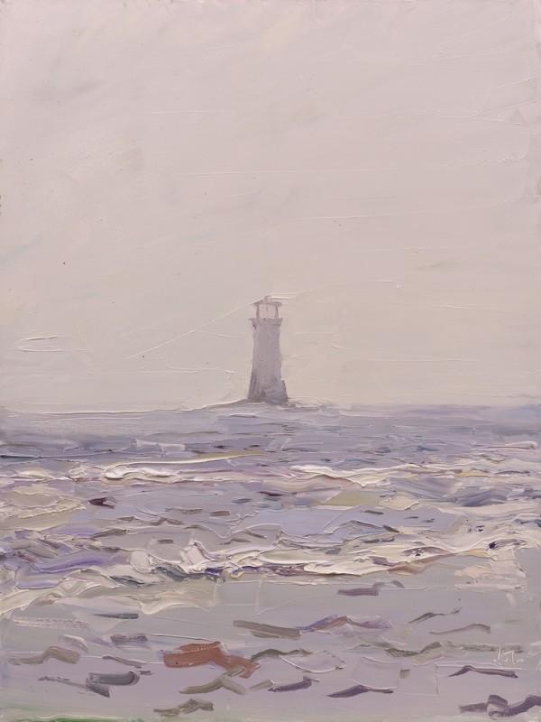 Jivan Lee, Halfway Rock and the Surly Sea