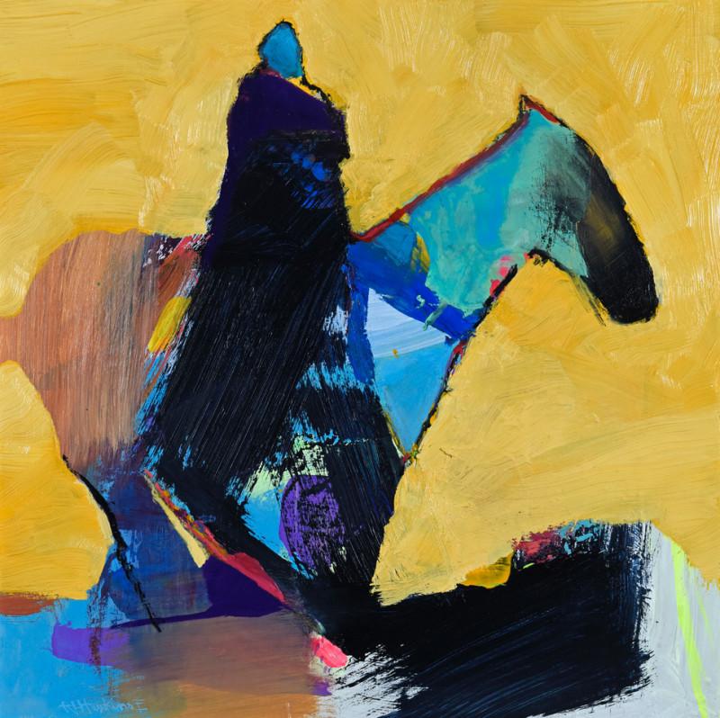 Rocky Hawkins, Electric Horseman - Chameleon