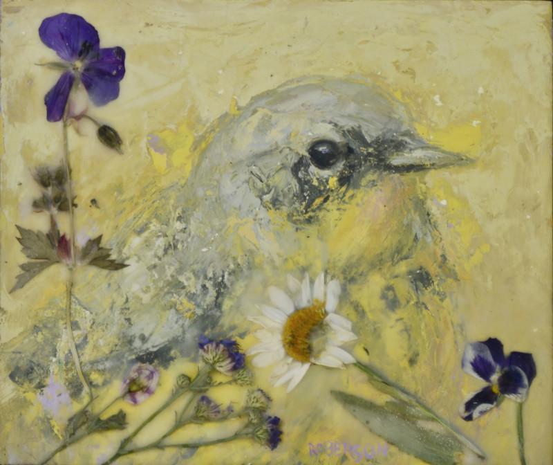 Mary Roberson, Kirtland's Warbler