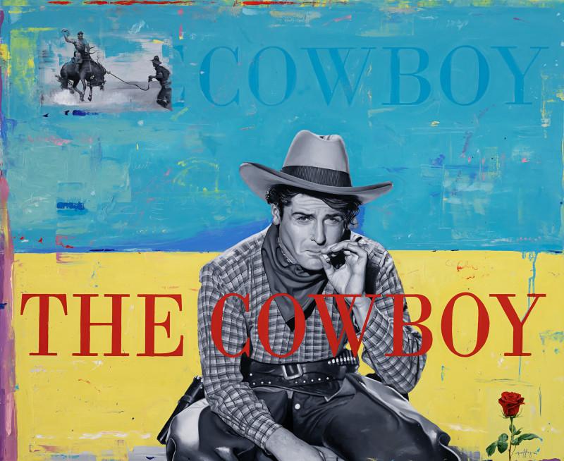 Geoffrey Gersten, Cowboy Norman, 2020